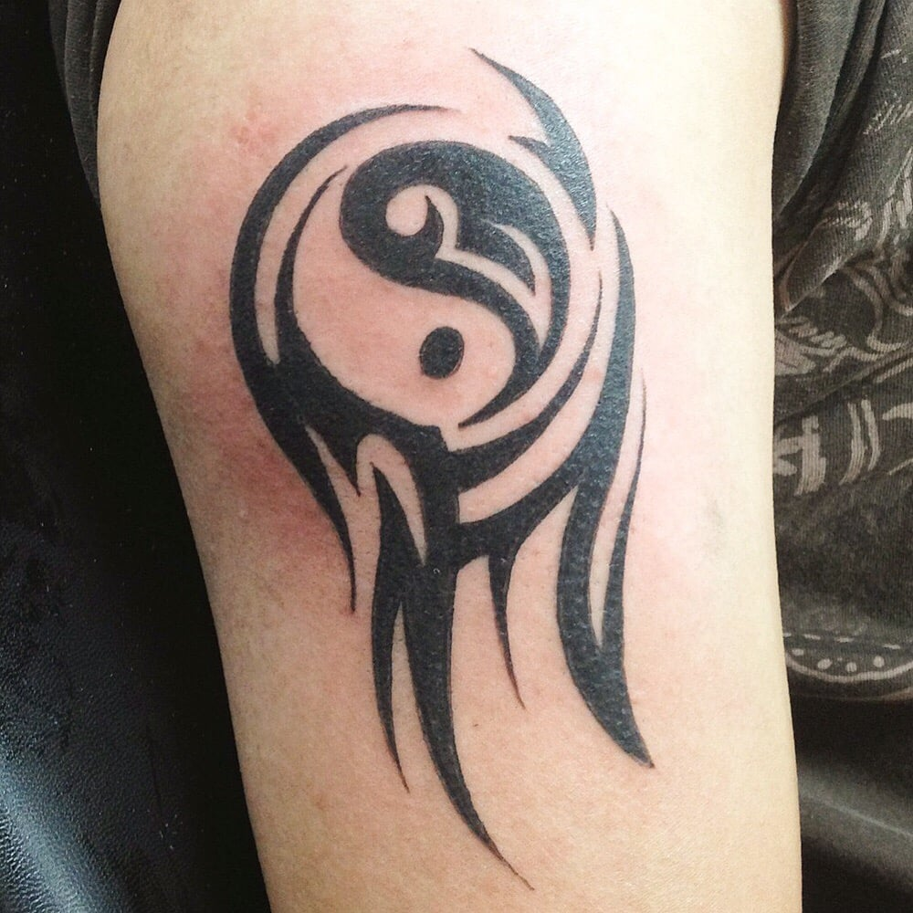 Yin And Yang Tribal By Justin Belli Yelp