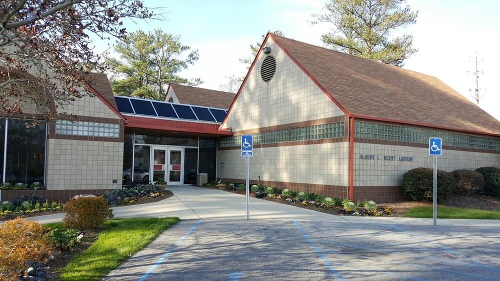 Alabaster Public Library: 900 1st Ave W, Alabaster, AL