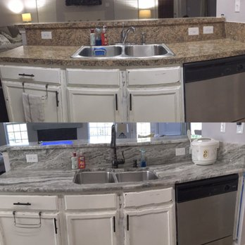 Photo Of Rock Solid Surfaces Virginia Beach Va United States Before