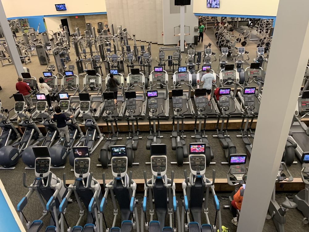 Texas Family Fitness - Plano: 910 W Parker Rd, Plano, TX