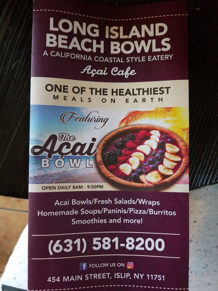Photo Of Long Island Beach Bowl Acai Cafe Islip Ny United States