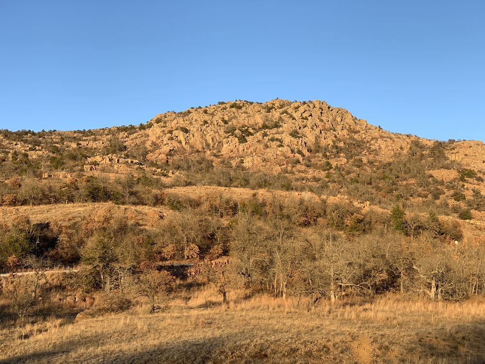 Mount Scott: Lawton, OK