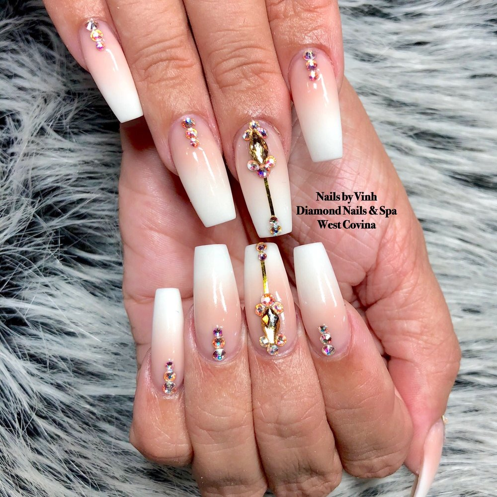 Diamond Nails & Spa