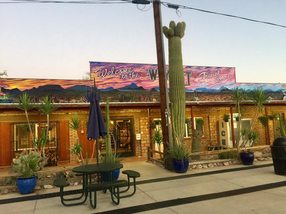 The Why Not Travel Store: 230 S Sonoyta Way, Ajo, AZ
