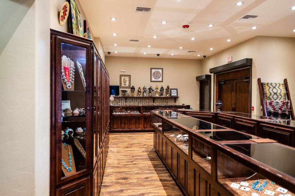 Lone Mountain Turquoise Co.: 11 Tubac Rd, Tubac, AZ