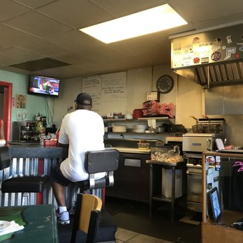 Photo Of Good Truckin Diner Lansing Mi United States Inside