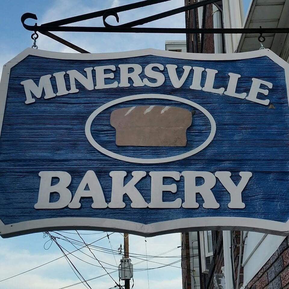 Minersville Bakery: 453 Sunbury St, Minersville, PA