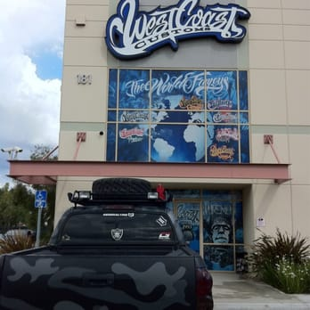 West Coast Customs - CLOSED - 181 Via Trevizio, Corona, CA
