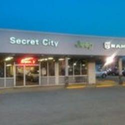 Secret City Chrysler Dodge Jeep Ram Car Dealers 1005 Oak Ridge