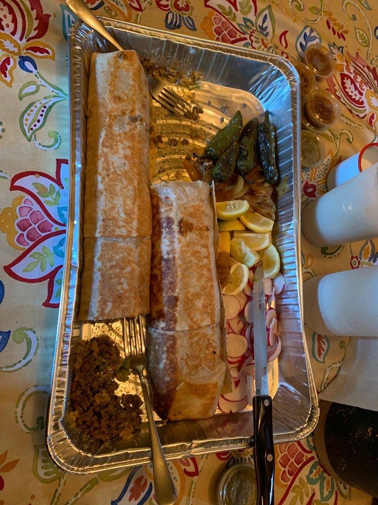 Anaconda Burrito: 6929 N Willow Ave, Fresno, CA