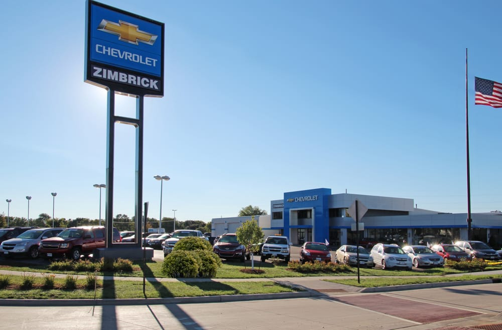 Zimbrick Chevrolet 2019 All You Need To Know Before You Go