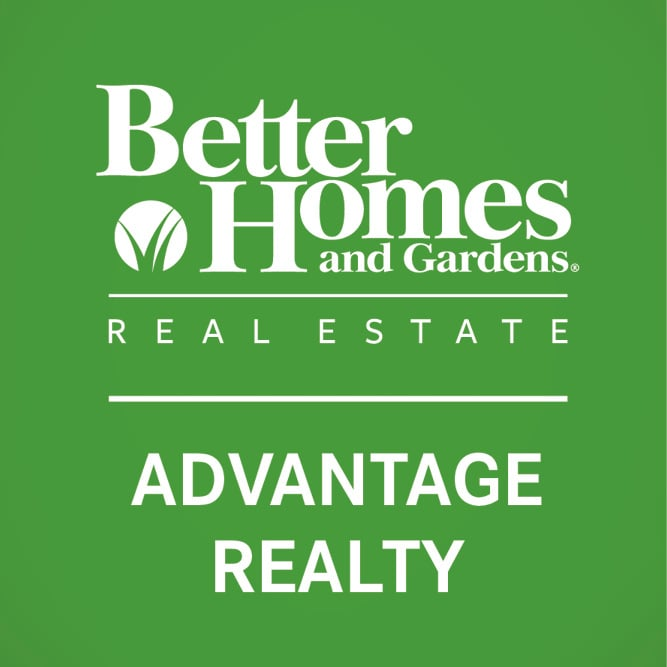 Better homes and gardens real estate advantage realty logo Better homes and gardens video episodes