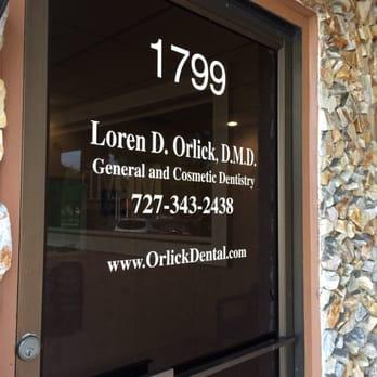 Bardzo dobra Loren D Orlick, DMD - General Dentistry - 1799 66th St N, Tyrone IO45