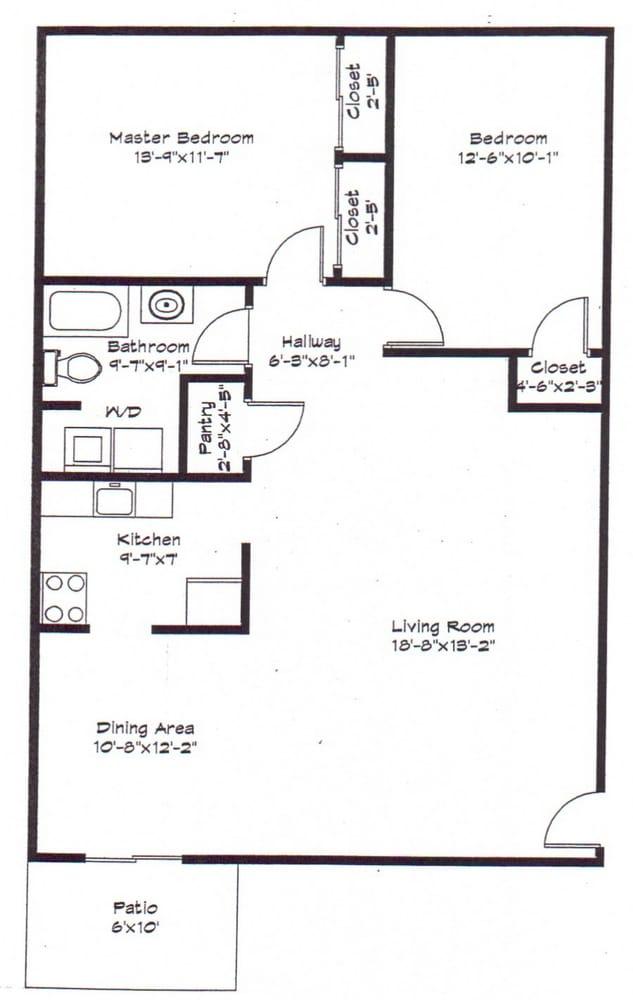 Devonshire Apartments: 40-80 S Elm St, Kutztown, PA