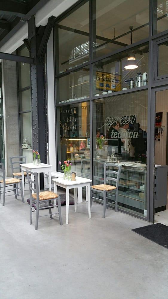 espresso tecnica 12 fotos e 31 avalia es caf e ch ruhrstr 11 a bahrenfeld hamburgo. Black Bedroom Furniture Sets. Home Design Ideas