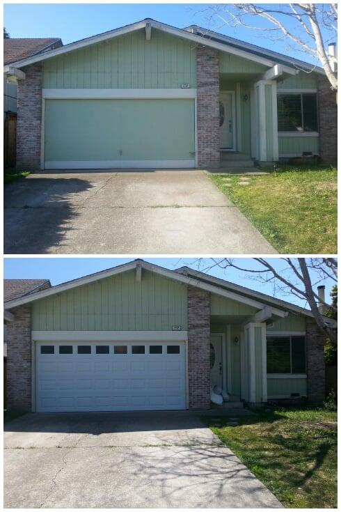 The garage door pros 17 foto e 42 recensioni servizi for 2 piedi quadrati per garage