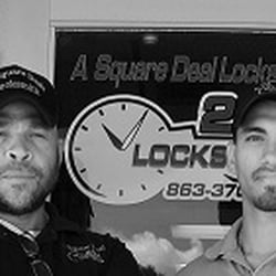 Photo Of A Square Deal Locksmith Lakeland Fl United States Accept No