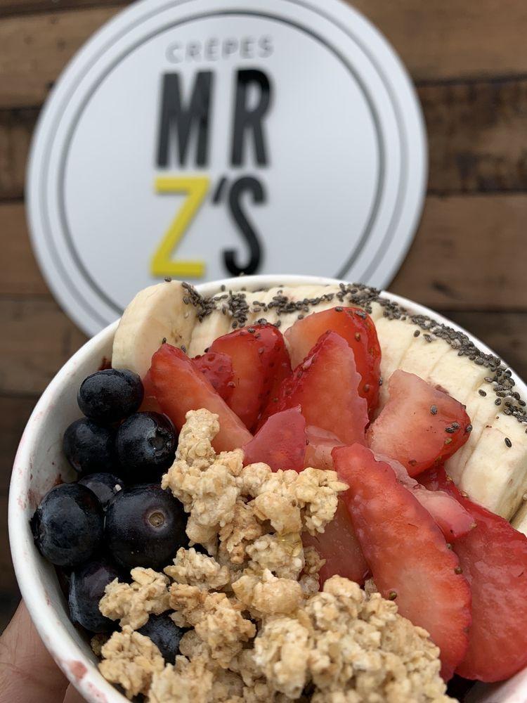 Mr Z's Crepes & Teas: 45 Aviation Way, Watsonville, CA