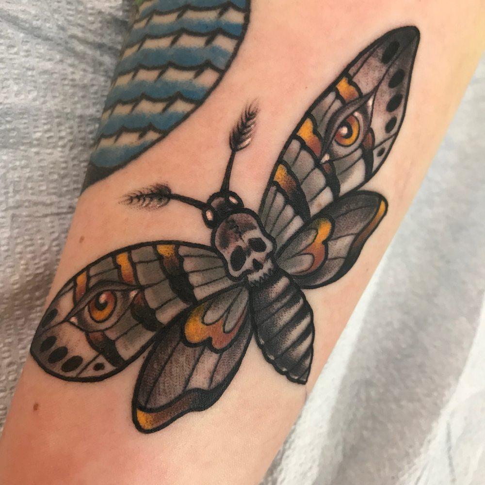 Acme Tattoo: 104 14th St, Charlottesville, VA
