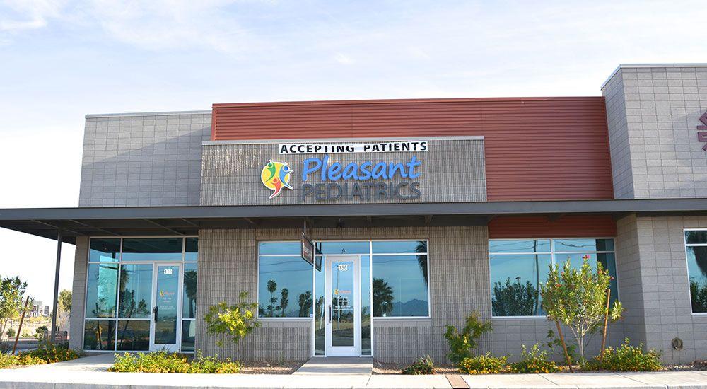 Pleasant Pediatrics: 9980 W Glendale Ave, Glendale, AZ