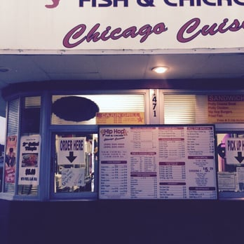 Hip hop fish and chicken chicken shop 1471 remington for Hip hop fish chicken menu