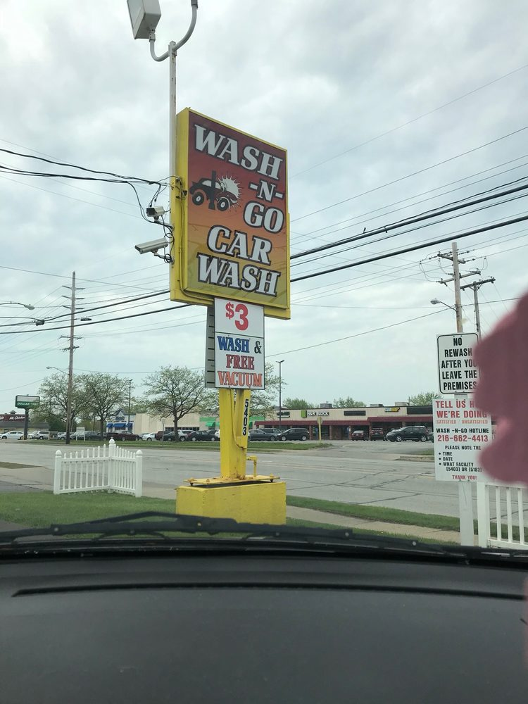 Wash-N-Go: 5183 Northfield Rd, Bedford Heights, OH