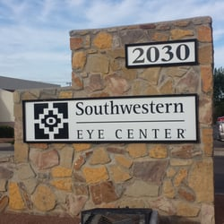Southwestern Eye Center Optometrists 2030 S Solano Dr Las