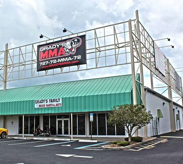 Grady's Family Mixed Martial Arts: 14100 US Hwy 19 N, Clearwater, FL