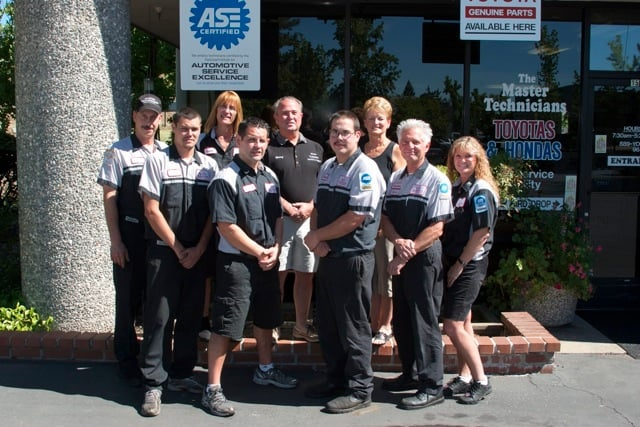 The Master Technicians: 12209 Locksley Ln, Auburn, CA