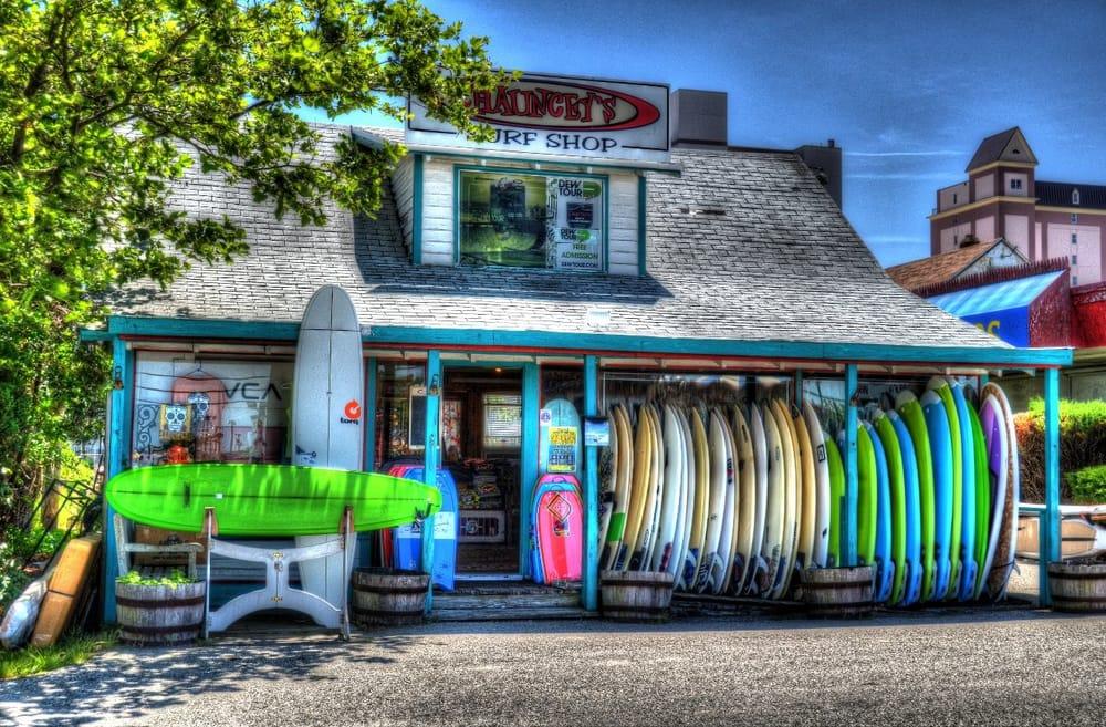 Chauncey's Surf Shop