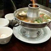 tom yum koong menu lotus of siam las vegas