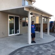 patio cover. Photo Of KM Patio Covers - Menifee, CA, United States. Patio Cover