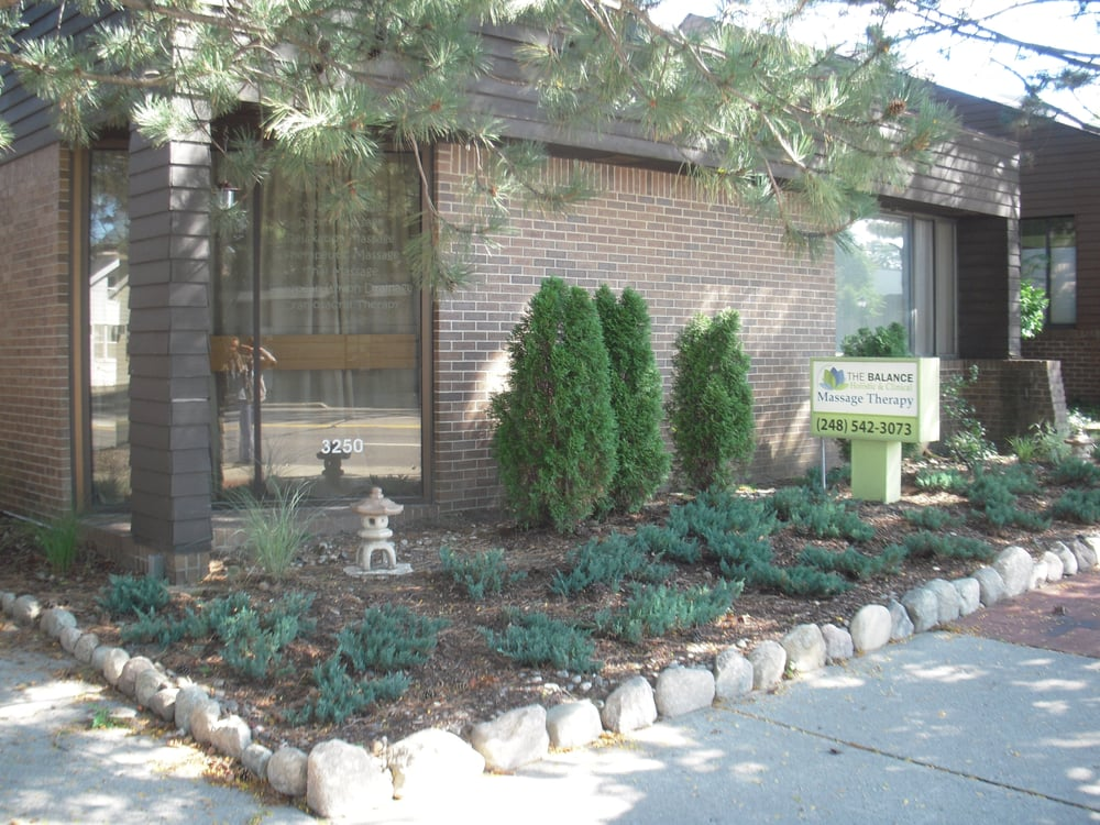 The Balance Holistic & Clinical Massage Therapy: 3250 Coolidge Hwy, Berkley, MI