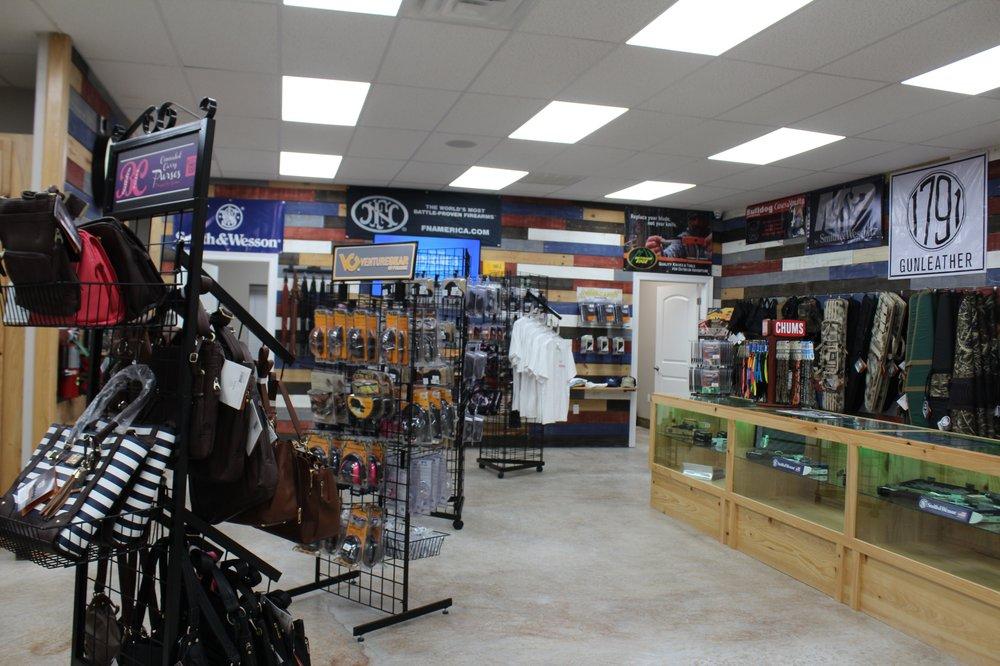 Louisiana Range Gun Club: 313 W Lafayette St, Maurice, LA