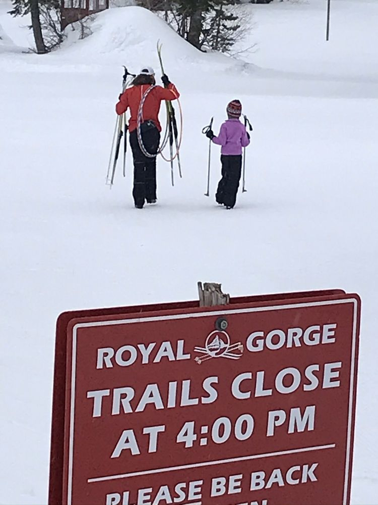 Royal Gorge Ski Resort: 9411 Pahatsi Rd, Soda Springs, CA