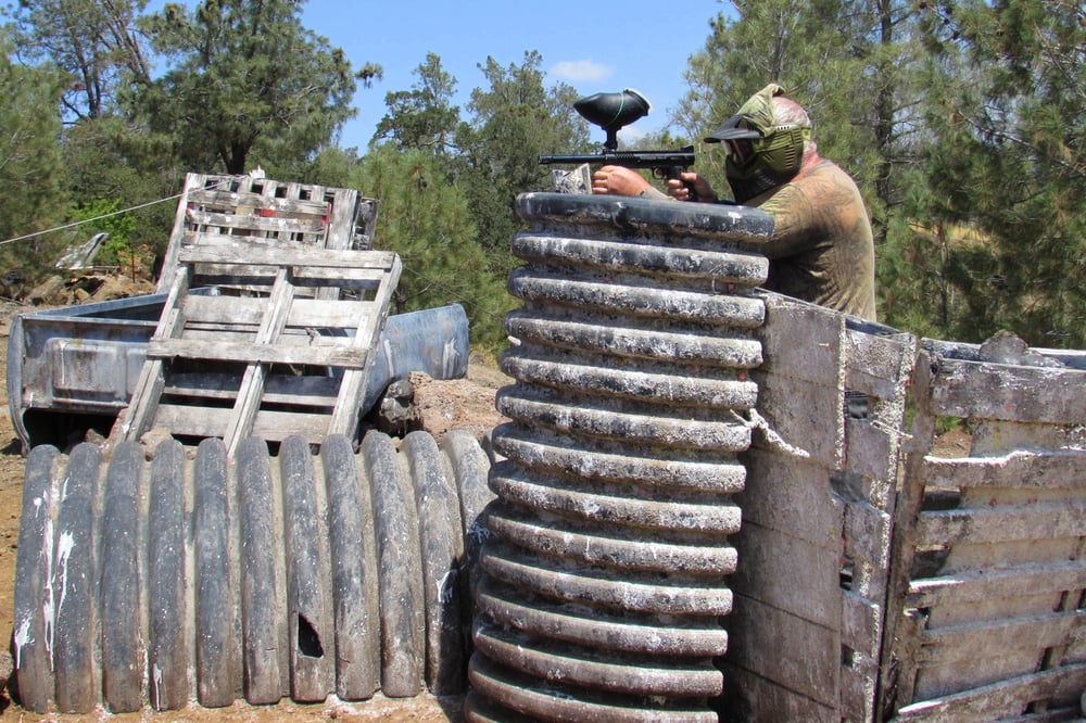 Paintball Games By Dean: 7026 Deer Creek Hwy, Chico, CA