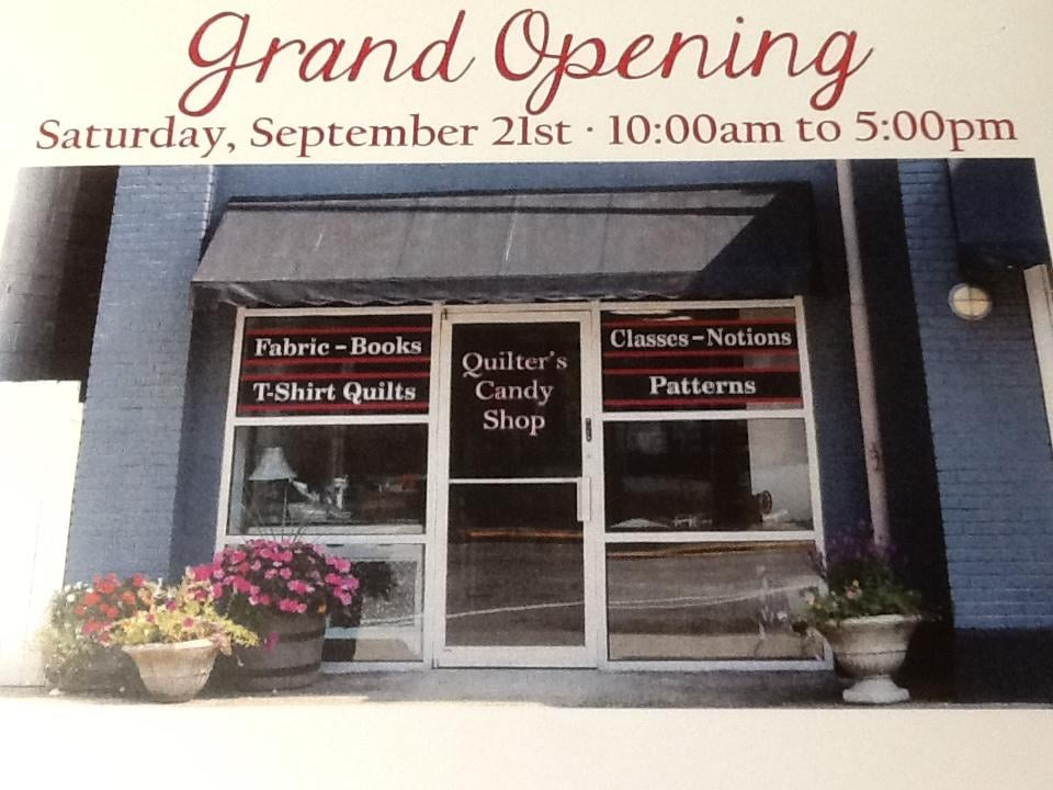 Quilter's Candy Shop: 151 E Main St, Morehead, KY