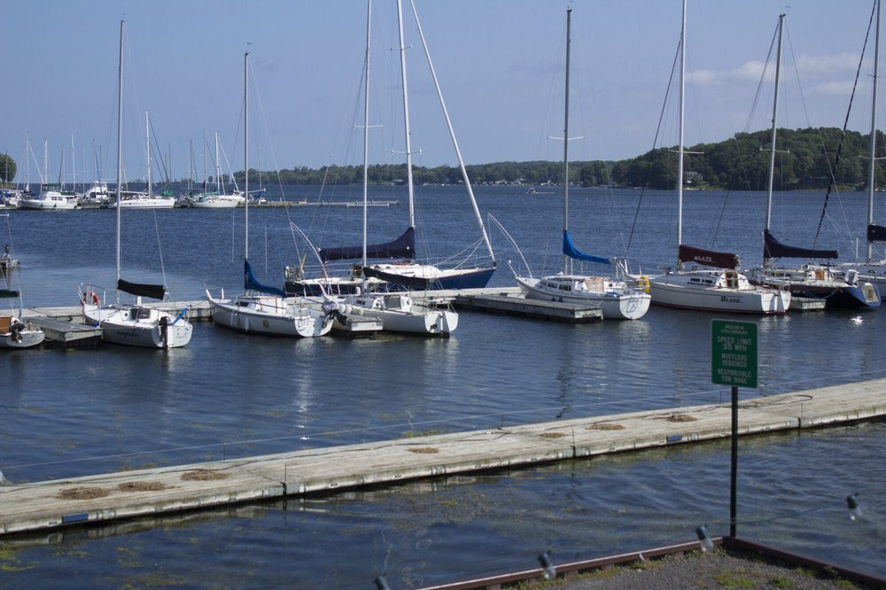 Turtle Cove Resort & Marina: 356 King St, Sterling, NY