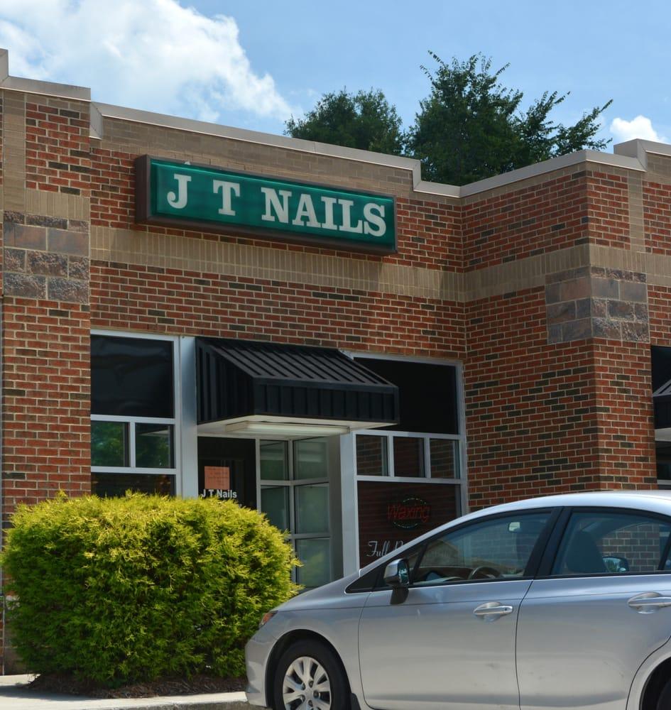 J T Nails - Nail Salons - 2210 India Hook Rd, Rock Hill, SC - Phone ...