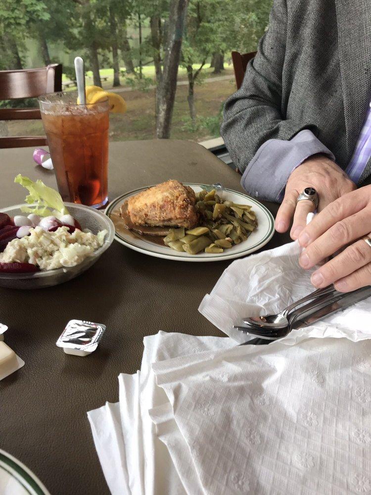 Homestead Harvest Restaurant: Cumberland Mountain State Park, Crossville, TN