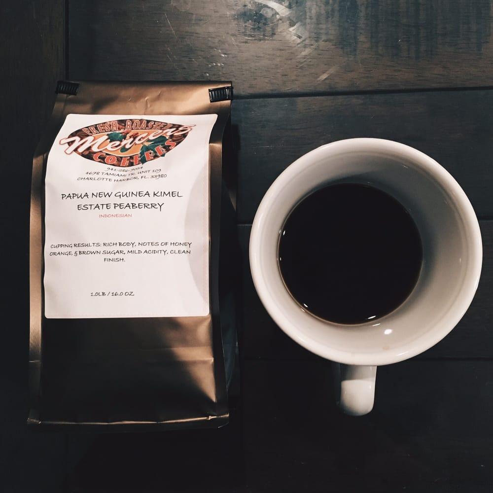 Mercer's Fresh Roasted Coffees: 4678 Tamiami Trl, Charlotte Harbor, FL