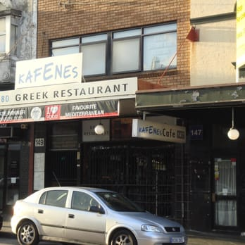 Greek Restaurant Enmore