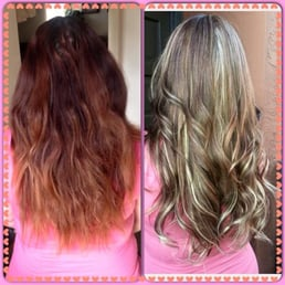 Hair extensions by coco 27 photos hair stylists san diego photo of hair extensions by coco san diego ca united states before pmusecretfo Image collections