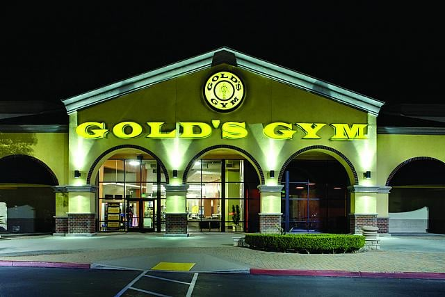 Gold's Gym Fullerton