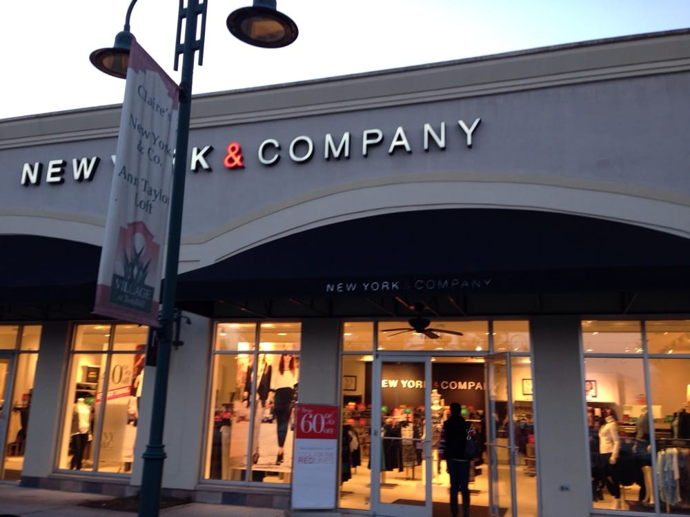 New York & Company: 470-11 Town Center Pl, Columbia, SC