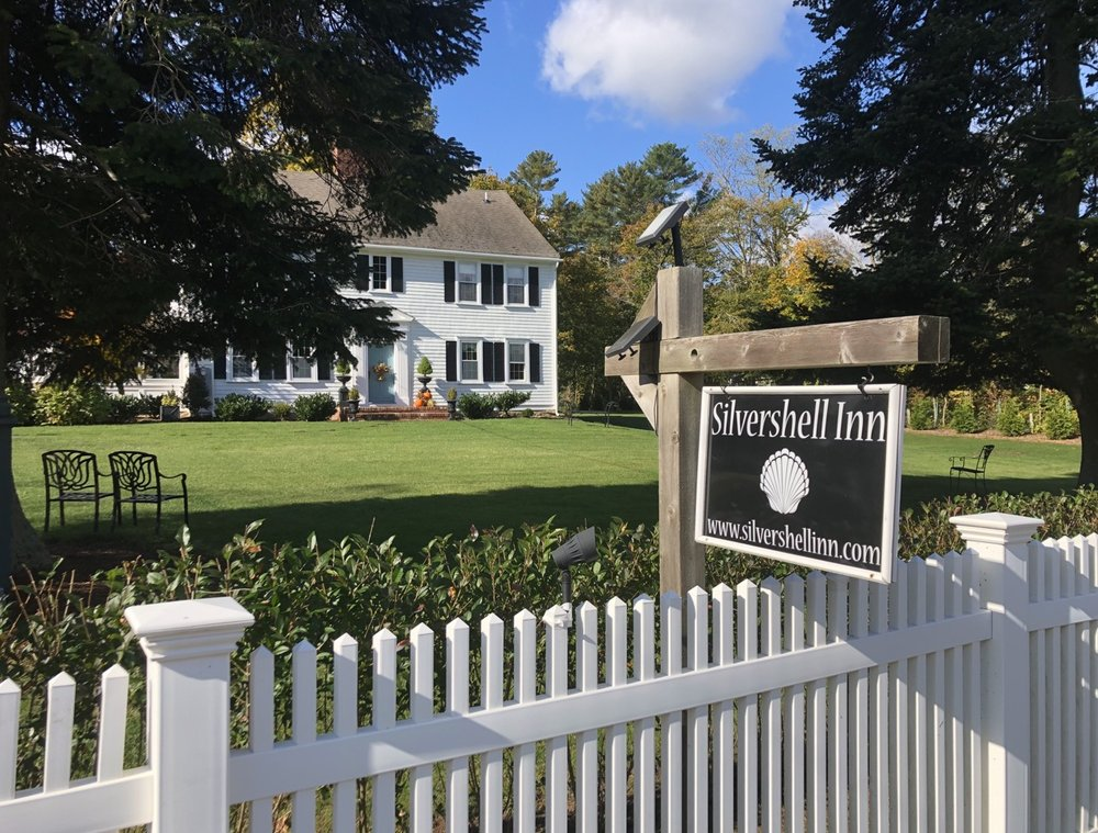 Silvershell Inn: 460 Front St, Marion, MA