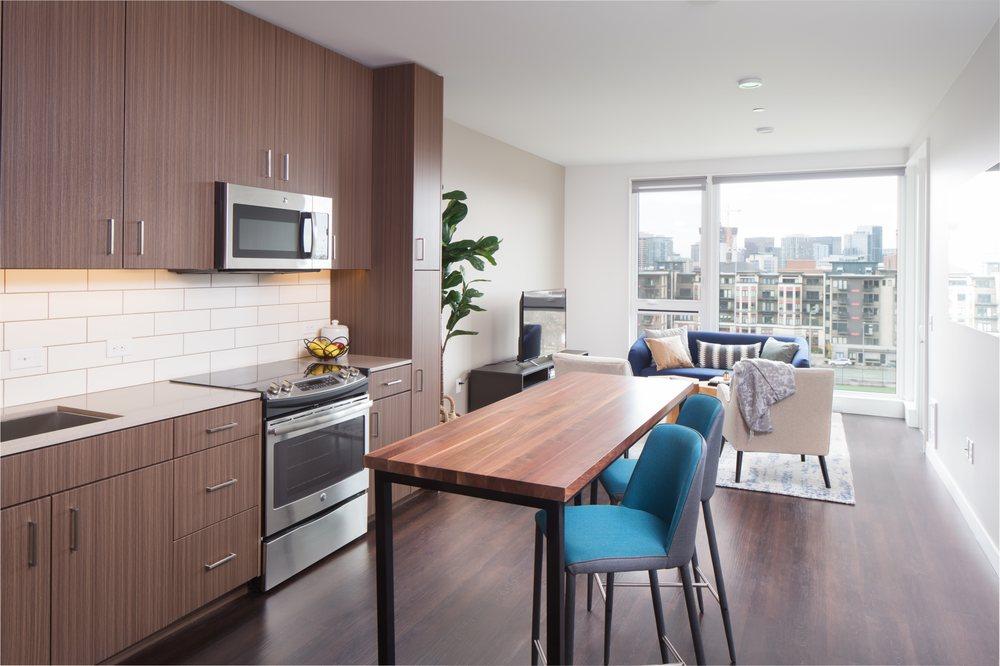 1111 East Olive Apartments: 1111 East Olive St, Seattle, WA