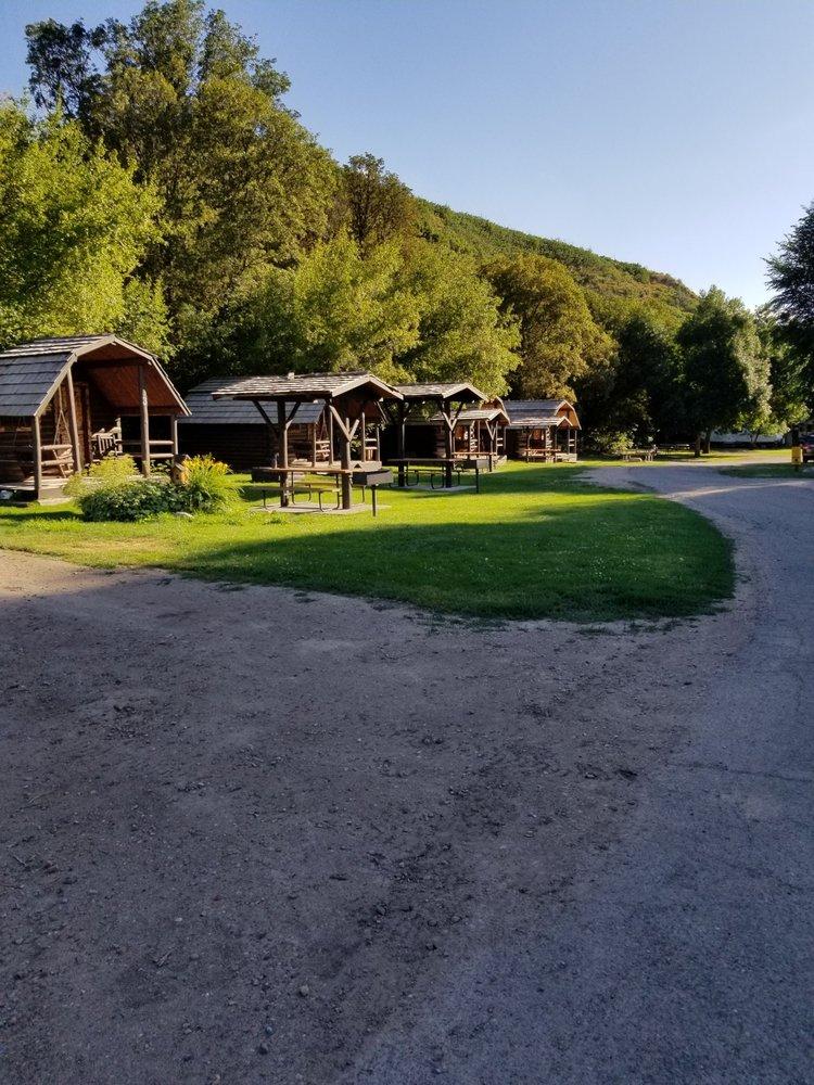 Big Mountain Campground: 5298 E Hwy 132, Nephi, UT