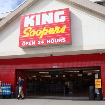 King Soopers has a significant presence in the state of Colorado on the eastern slope of the Rocky Mountains. The stores are located along the Front Range from Cheyenne, Wyoming, to Pueblo, Colorado and some locations in the foothills west of Denver and Colorado Springs.