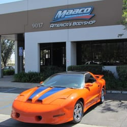 Photo Of Maaco Collision Repair Auto Painting Rancho Cucamonga Ca United States